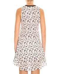 A.L.C. - Multicolor Marin Printed Dress - Lyst