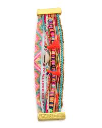 Hipanema - Multicolor Rainbow Bracelet Multi - Lyst