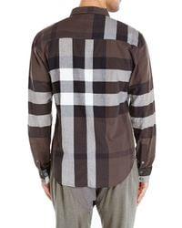 Nicholas K - Black Lance Shirt for Men - Lyst