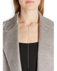 Maria Black | Metallic Senae Silver Chain Necklace | Lyst