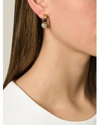 Chloé - Metallic 'Darcey' Single Earring - Lyst