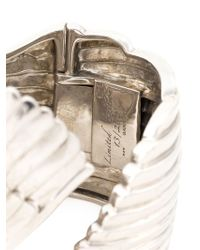 Garrard | Metallic Limited Edition Winged Cuff | Lyst