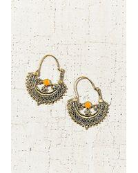 Urban Outfitters - Metallic La Jolla Hoop Earring - Lyst