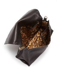Longchamp - Gray Paris Rocks Shoulder Bag - Lyst