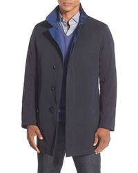 Sanyo - Blue 'getaway' Raincoat for Men - Lyst