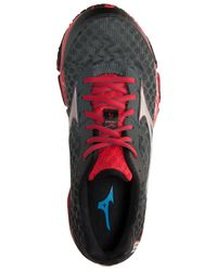 Mizuno | Red Men's Wave Prophecy 4 Running Sneakers From Finish Line for Men | Lyst