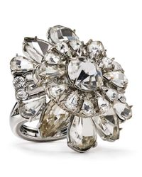 Carolee | Metallic Haute Hollywood Ring | Lyst