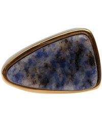 Chloé - Blue Stone Bettina Ring - Lyst