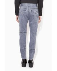 3.1 Phillip Lim - Blue Slim Fit Riding Pant for Men - Lyst