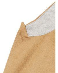 J.Crew - Natural 'ludlow' Peak Lapel Topcoat In Wool-cashmere for Men - Lyst