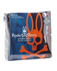 Psycho Bunny - Black Motion Tagless Boxer Briefs Two-pack for Men - Lyst