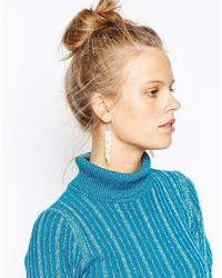 Tatty Devine | White Icicles Earrings | Lyst