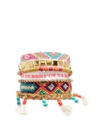 Hipanema | Multicolor Taj Friendship Bracelet | Lyst