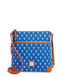 Dooney & Bourke - Blue Mlb Crossbody Bag - Lyst