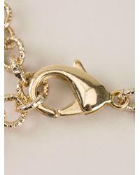 Rosantica - Pink Choker Necklace - Lyst