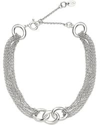 Links of London | Metallic Signature Multi-chain Bracelet | Lyst