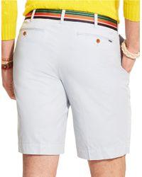 Polo Ralph Lauren | Blue Classic-Fit Newport Shorts for Men | Lyst