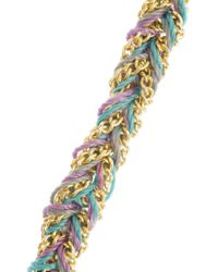 Carolina Bucci | Yellow Gold Peace Bracelet | Lyst