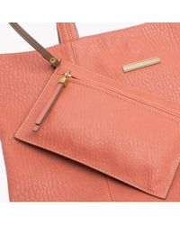 Tommy Hilfiger | Natural Reversible Tote | Lyst