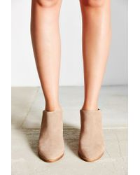 Dolce Vita | Natural Keiton Ankle Boot | Lyst
