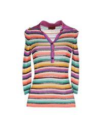 Missoni - Multicolor Sweater - Lyst