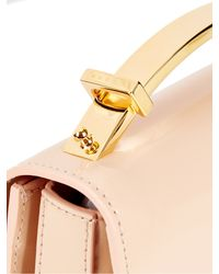 Marni - Pink Sculpture Leather Cross-body Bag - Lyst