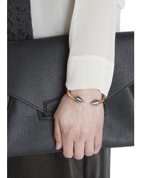 Vita Fede | Metallic Titan 24Kt Rose Gold Plated Bracelet | Lyst