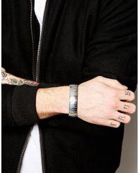 ASOS | Metallic Watch Expander Bracelet for Men | Lyst