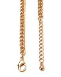 Forever 21 - Metallic Charmed Bauble Necklace - Lyst