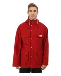 Penfield - Red Kasson Hooded Mountain Parka for Men - Lyst