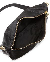 Elizabeth and James - Black Scott Leather Shoulder Bag - Lyst