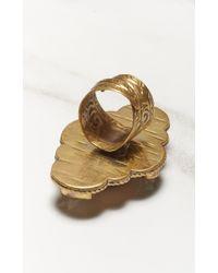 Natalie B. Jewelry | Blue Sunrise Ring | Lyst