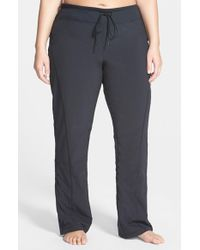 Zella | Black 'work It' Pants | Lyst