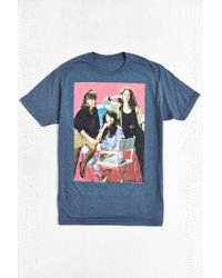 Urban Outfitters - Blue Saved By The Bell Girls Tee for Men - Lyst