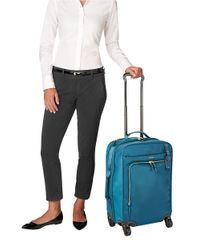 Tumi | Blue Super Leger International 4-wheel Carry-on for Men | Lyst