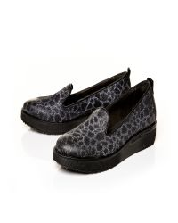 Moda In Pelle | Black Andreas Low Casual Shoes | Lyst