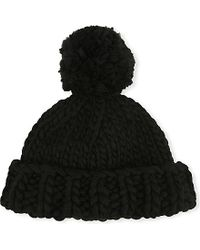 Wool And The Gang | Black Zion Lion Hat Knitting Kit | Lyst