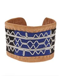 Maria Rudman | Brown Sami Bracelet for Men | Lyst