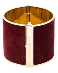 DSquared² | Metallic Contrasted Panel Cuff | Lyst