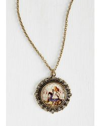 Ana Accessories Inc - Multicolor Alice In Necklace - Lyst