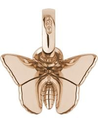 Links of London | Pink Butterfly 18-Carat Rose Gold Charm - For Women | Lyst