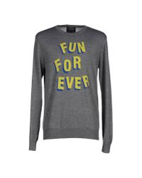 Markus Lupfer | Gray Jumper for Men | Lyst