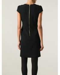 Emilio Pucci - Black Knotted Dress - Lyst