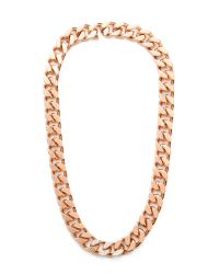 Vita Fede | Pink Franco Crystal Necklace | Lyst
