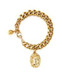 Lulu Frost | Metallic Victorian Plaza Bracelet #1 | Lyst