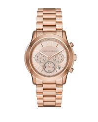 Michael Kors | Pink Mk6275 Cooper Rose Goldtone Stainless Steel Chronograph for Men | Lyst