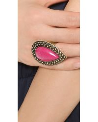 Samantha Wills - Pink Bohemian Bardot Ring - Lyst