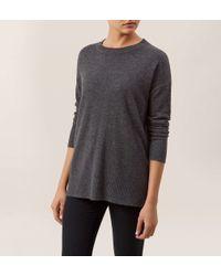 Hobbs - Gray Natalie Sweater - Lyst