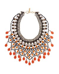Etro - Orange Gold-plated - Lyst