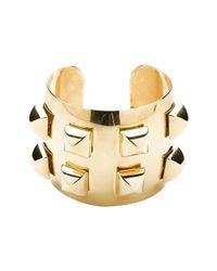 CC SKYE | Metallic 8 Stud Cuff | Lyst